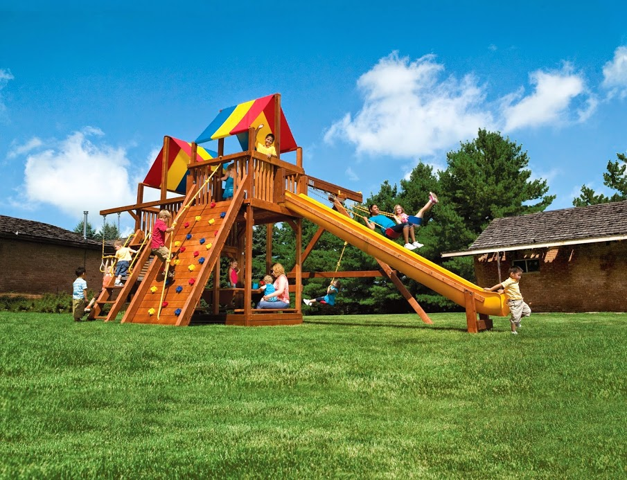 Rainbow Play Systems of Texas - furniture store  | Photo 1 of 10 | Address: 10624 Ranch Rd 620 N, Austin, TX 78726, USA | Phone: (512) 218-9275