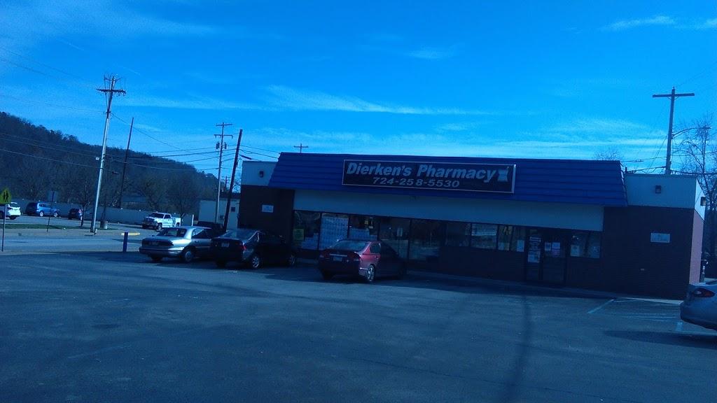 The Hometown Pharmacy - pharmacy  | Photo 1 of 4 | Address: 100 E Main St, Monongahela, PA 15063, USA | Phone: (724) 258-5530