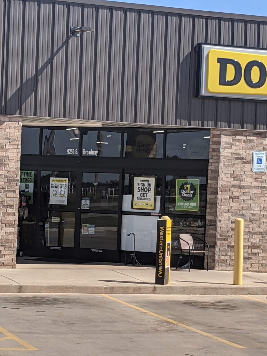 Dollar General - convenience store  | Photo 4 of 9 | Address: 9250 S Broadway, Guthrie, OK 73044, USA | Phone: (405) 260-8360