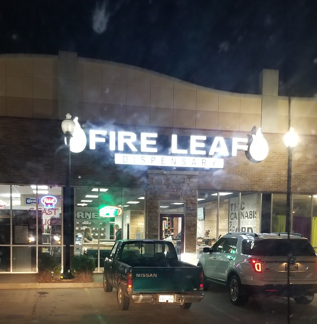 Fire Leaf Dispensary in Norman Oklahoma - pharmacy  | Photo 10 of 10 | Address: 751 S Canadian Trails Dr #120, Norman, OK 73072, USA | Phone: (405) 310-2433