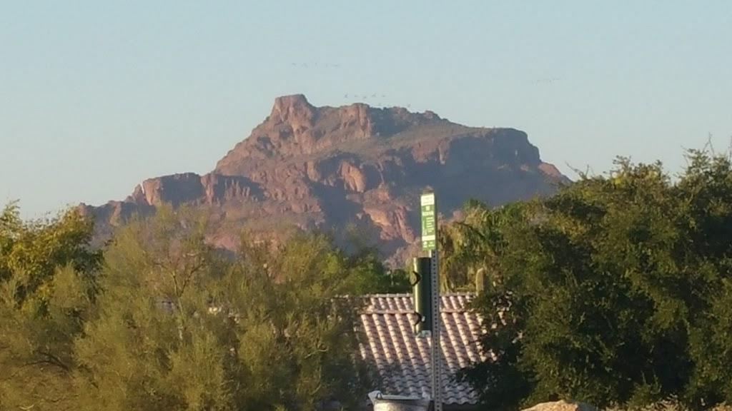 Desert Trails Bike Park - park  | Photo 10 of 10 | Address: 2955 N Recker Rd, Mesa, AZ 85215, USA | Phone: (480) 644-7529