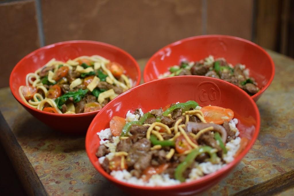 Genghis Grill - restaurant  | Photo 7 of 9 | Address: 1699 Laguna Dr, Rockwall, TX 75087, USA | Phone: (972) 771-5426