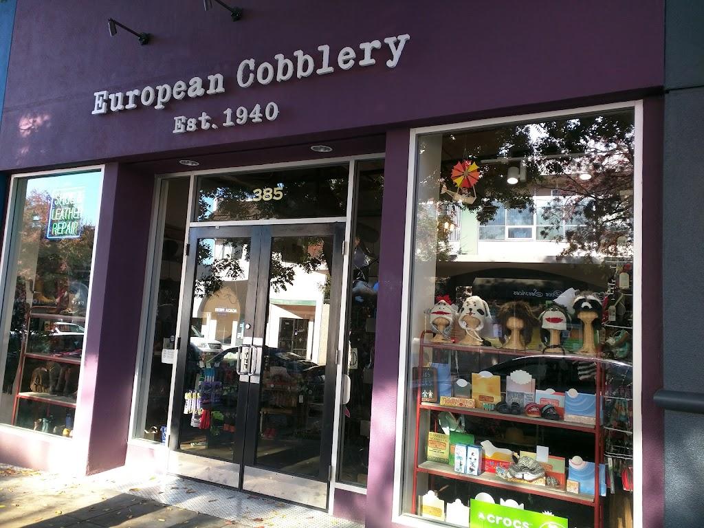European Cobblery - shoe store  | Photo 4 of 4 | Address: 385 State St, Los Altos, CA 94022, USA | Phone: (650) 941-0143