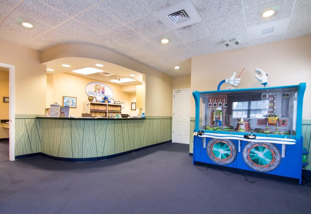 Smile Builders Pediatric Dentistry Tampa - dentist  | Photo 7 of 10 | Address: 6415 Sheldon Rd, Tampa, FL 33615, USA | Phone: (813) 880-0100