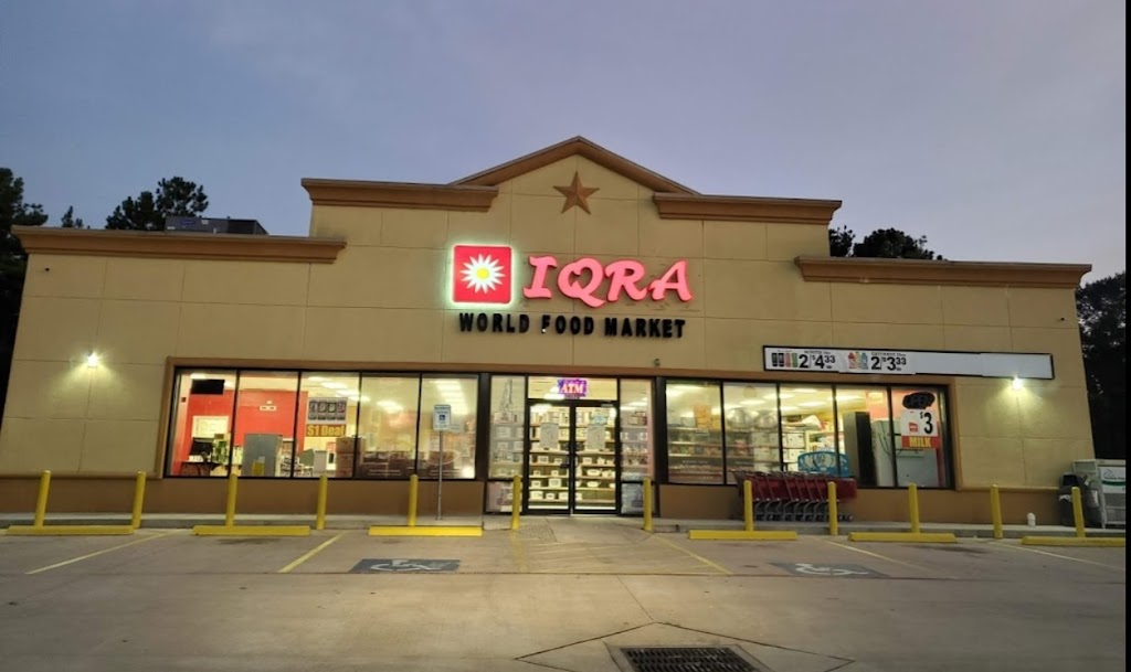 Iqra Grill - restaurant    Photo 1 of 10   Address: 24170 Ford Rd Suite B, Porter, TX 77365, USA   Phone: (281) 577-4070