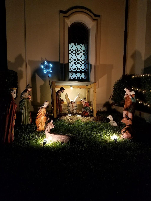 St John Vianney Catholic Church - church  | Photo 10 of 10 | Address: 445 82nd Ave, St Pete Beach, FL 33706, USA | Phone: (727) 360-1147
