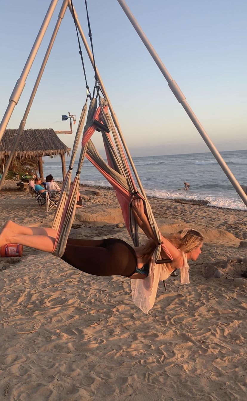 Yoga Trapeze Orange County - school    Photo 2 of 10   Address: 815 N San Pablo Ct, Long Beach, CA 90813, USA   Phone: (949) 324-6918