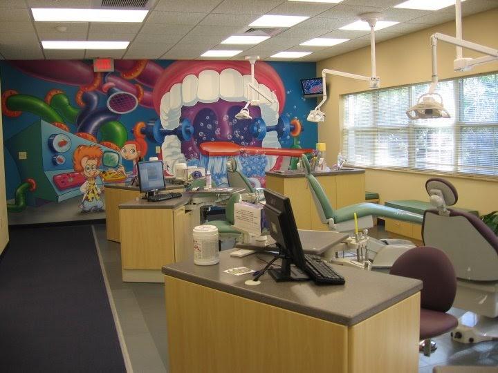Smile Builders Pediatric Dentistry Tampa - dentist  | Photo 2 of 10 | Address: 6415 Sheldon Rd, Tampa, FL 33615, USA | Phone: (813) 880-0100