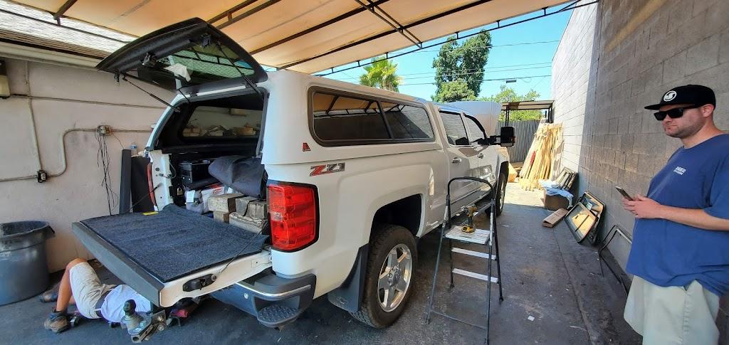 SNUGTOP California Camper Shells - car repair    Photo 1 of 10   Address: 828 W Holt Blvd, Ontario, CA 91762, USA   Phone: (909) 983-6263