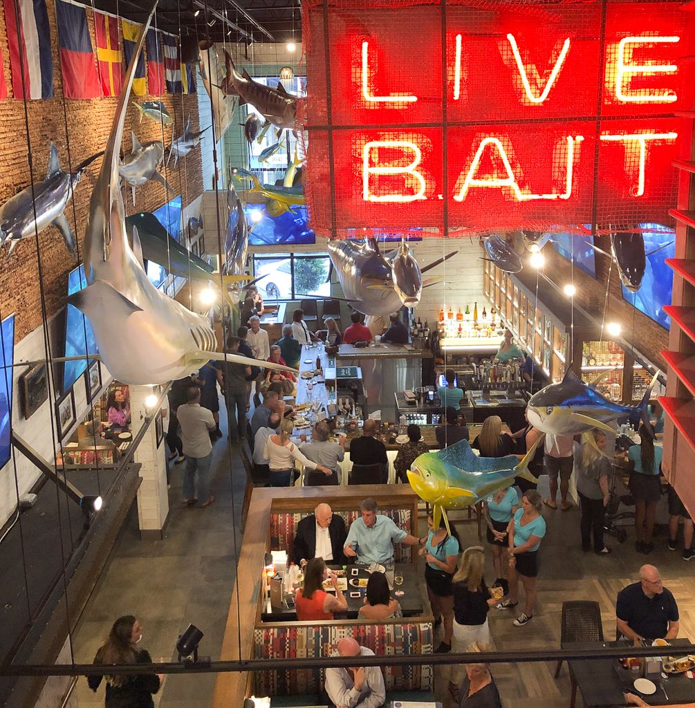 Quarterdeck Restaurants - restaurant    Photo 1 of 10   Address: 1035 SE 17th St, Fort Lauderdale, FL 33316, USA   Phone: (954) 524-6163
