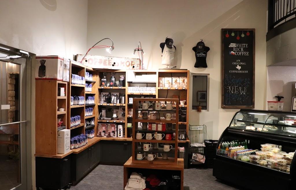White Rock Coffee - bakery  | Photo 9 of 10 | Address: 10105 E NW Hwy, Dallas, TX 75238, USA | Phone: (214) 341-4774