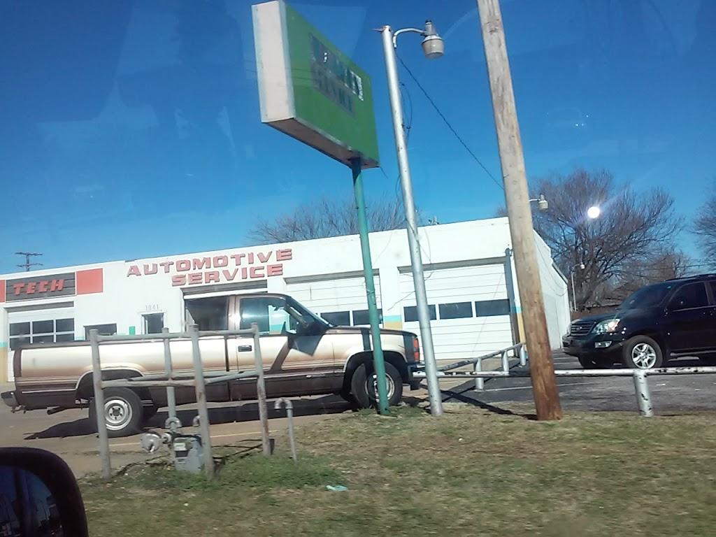 Tech Automotive Services - car repair    Photo 2 of 2   Address: 1041 SW 59th St, Oklahoma City, OK 73109, USA   Phone: (405) 632-3111