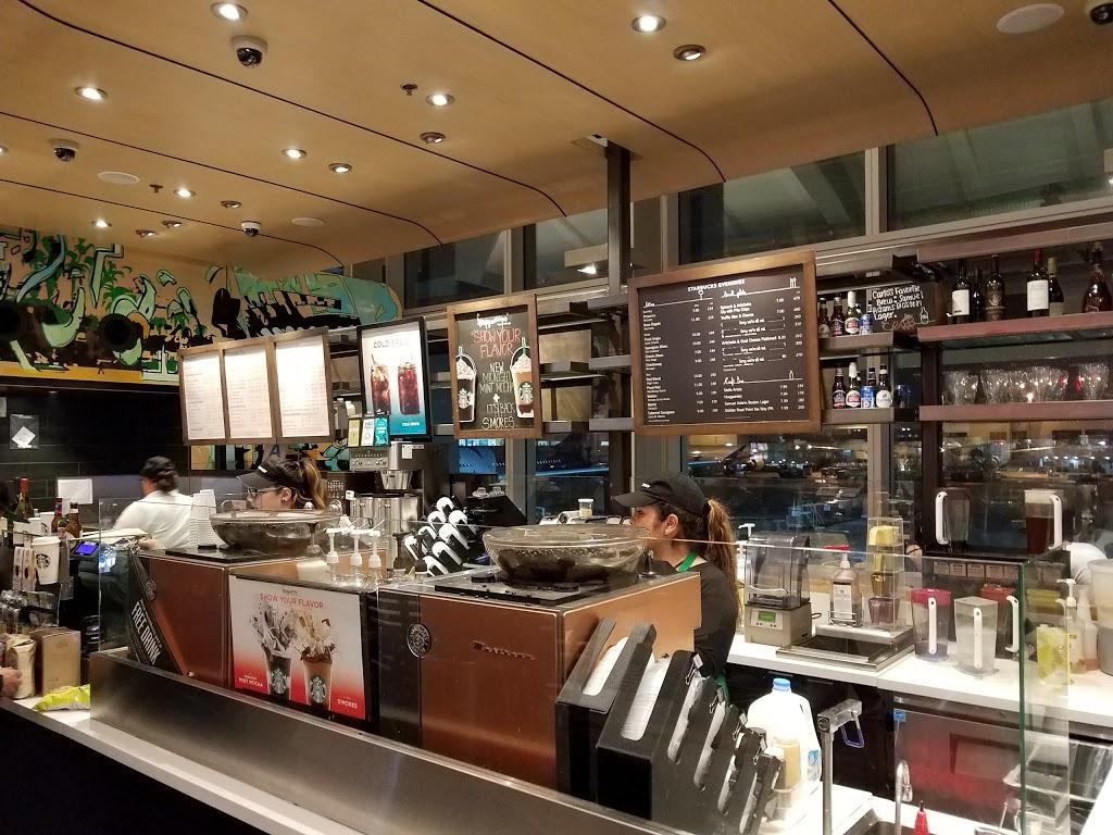Starbucks - cafe  | Photo 9 of 10 | Address: 1 World Way LAX T4-Baggage Claim, Los Angeles, CA 90045, USA | Phone: (310) 665-9445