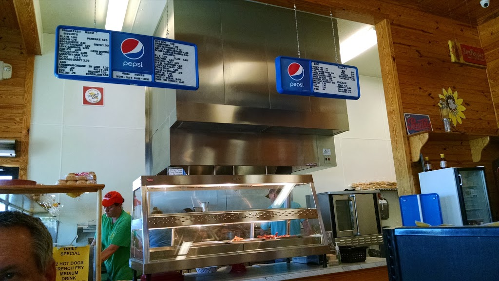 County Line Grocery & Grill - atm  | Photo 9 of 10 | Address: 2981 Pilot-Riley Rd, Zebulon, NC 27597, USA | Phone: (919) 269-0024