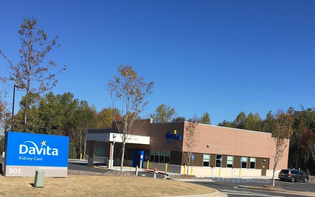 DaVita Fairburn Palmetto Dialysis - hospital  | Photo 1 of 2 | Address: 501 Walnut Way, Palmetto, GA 30268, USA | Phone: (866) 544-6741