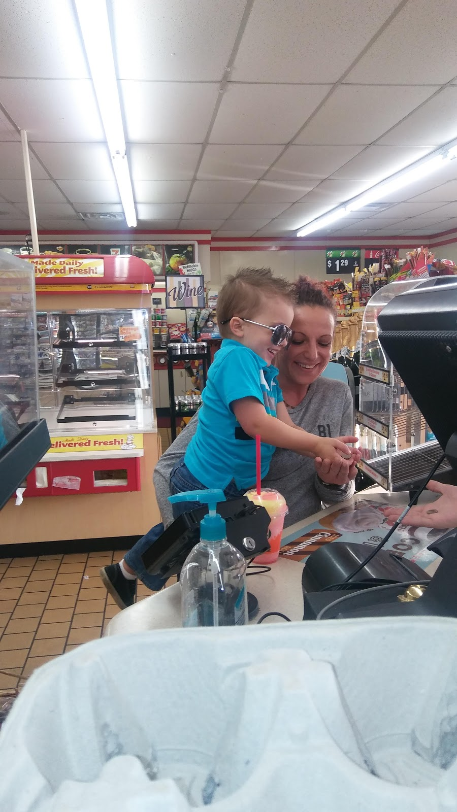 7-Eleven - convenience store  | Photo 7 of 9 | Address: 5100 N MacArthur Blvd, Warr Acres, OK 73122, USA | Phone: (405) 787-5923