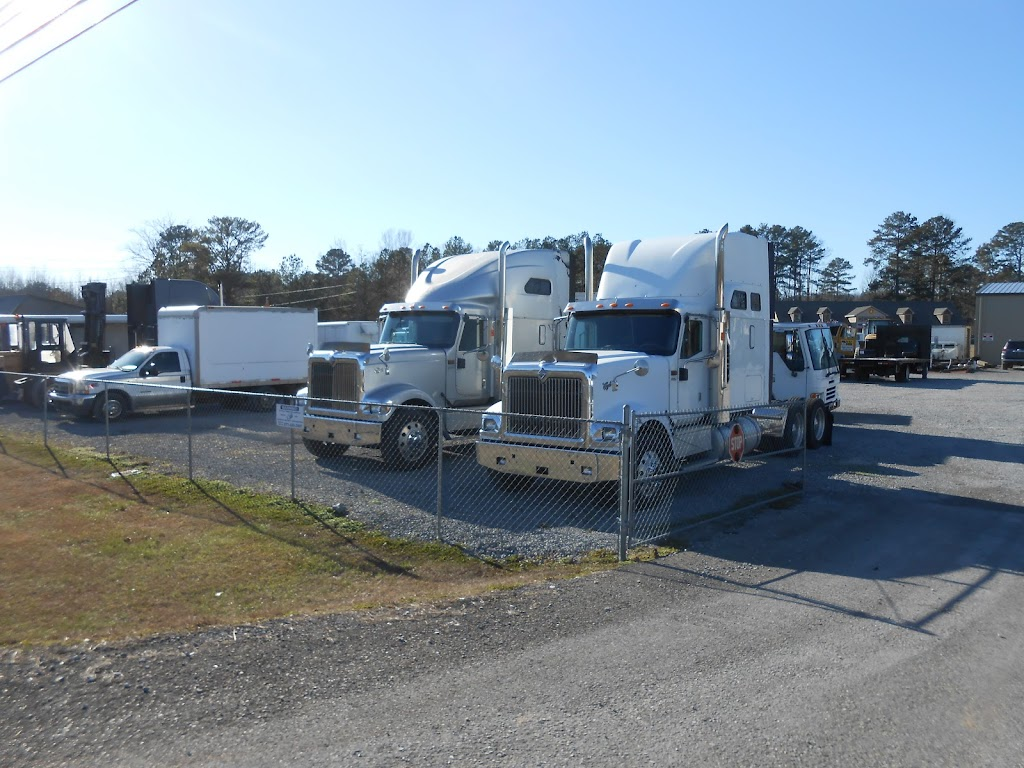 T.R. Truck & Equipment, Inc. - moving company    Photo 8 of 10   Address: 9935 US-411, Odenville, AL 35120, USA   Phone: (205) 640-0004