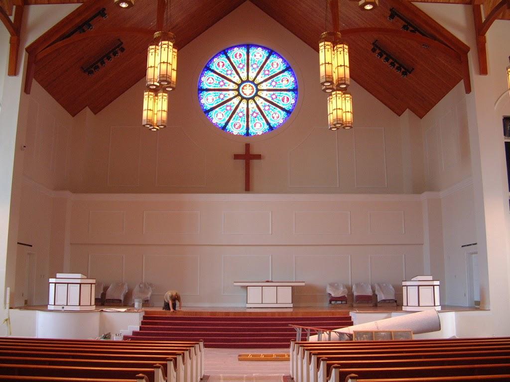 Lake Magdalene United Methodist Church - church    Photo 10 of 10   Address: 2902 W Fletcher Ave, Tampa, FL 33618, USA   Phone: (813) 961-1254
