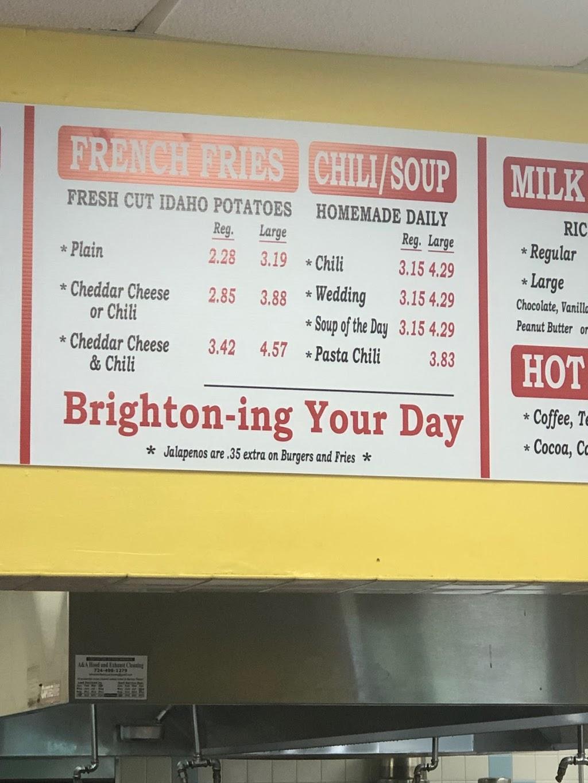 Brighton Hot Dog Shoppe - restaurant  | Photo 7 of 10 | Address: 224 State Ave, Beaver, PA 15009, USA | Phone: (724) 728-6622