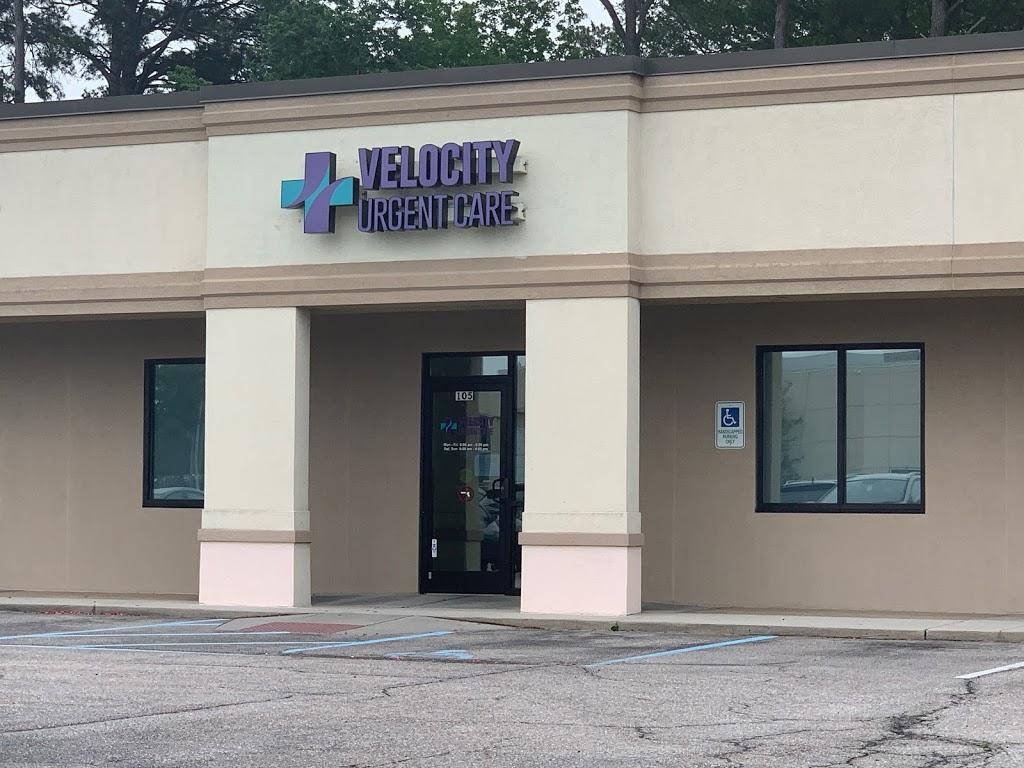 Velocity Urgent Care - doctor  | Photo 1 of 8 | Address: 2859 Virginia Beach Blvd Suite 100, Virginia Beach, VA 23452, USA | Phone: (757) 772-6123