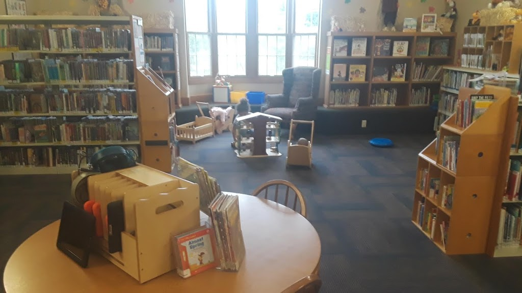 Delaware County District Library - library  | Photo 6 of 10 | Address: 75 N 4th St, Ostrander, OH 43061, USA | Phone: (740) 666-1410