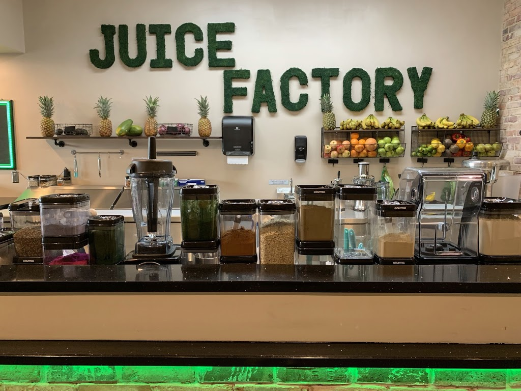 Juice Factory - restaurant  | Photo 1 of 10 | Address: 6431 E County Line Rd #110, Tampa, FL 33647, USA | Phone: (813) 345-8884