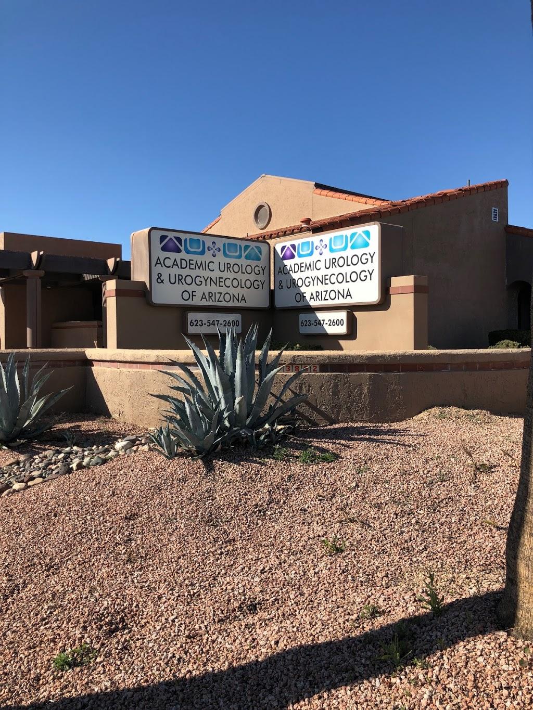 Academic Urology & Urogynecology Of Arizona - doctor  | Photo 2 of 5 | Address: 13802 W Meeker Blvd, Sun City West, AZ 85375, USA | Phone: (623) 404-2505