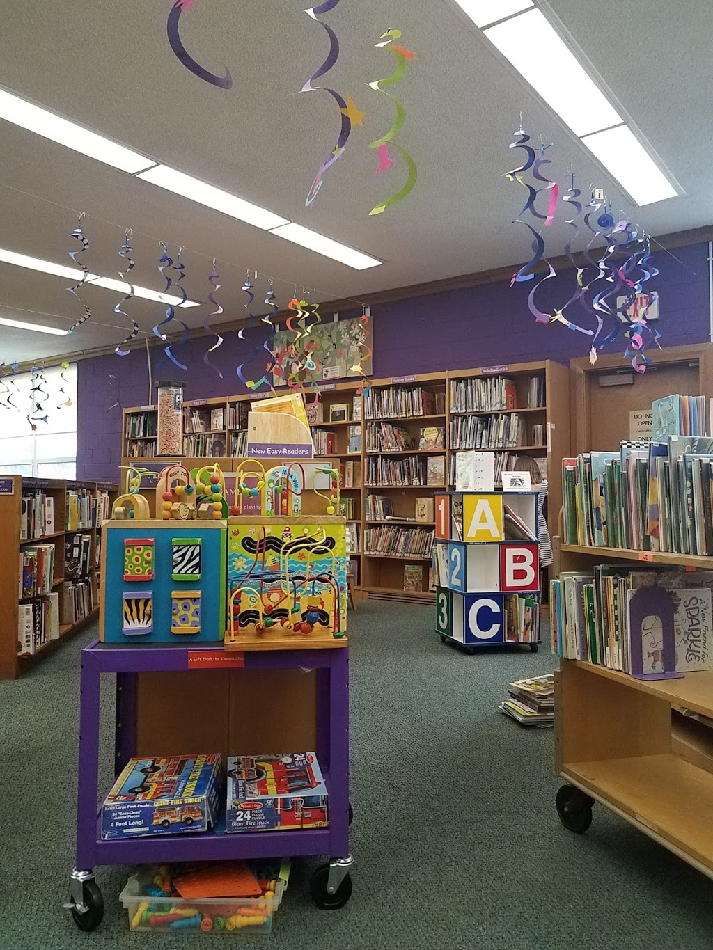 Maplewood Memorial Library - library  | Photo 8 of 10 | Address: 51 Baker St, Maplewood, NJ 07040, USA | Phone: (973) 762-1560