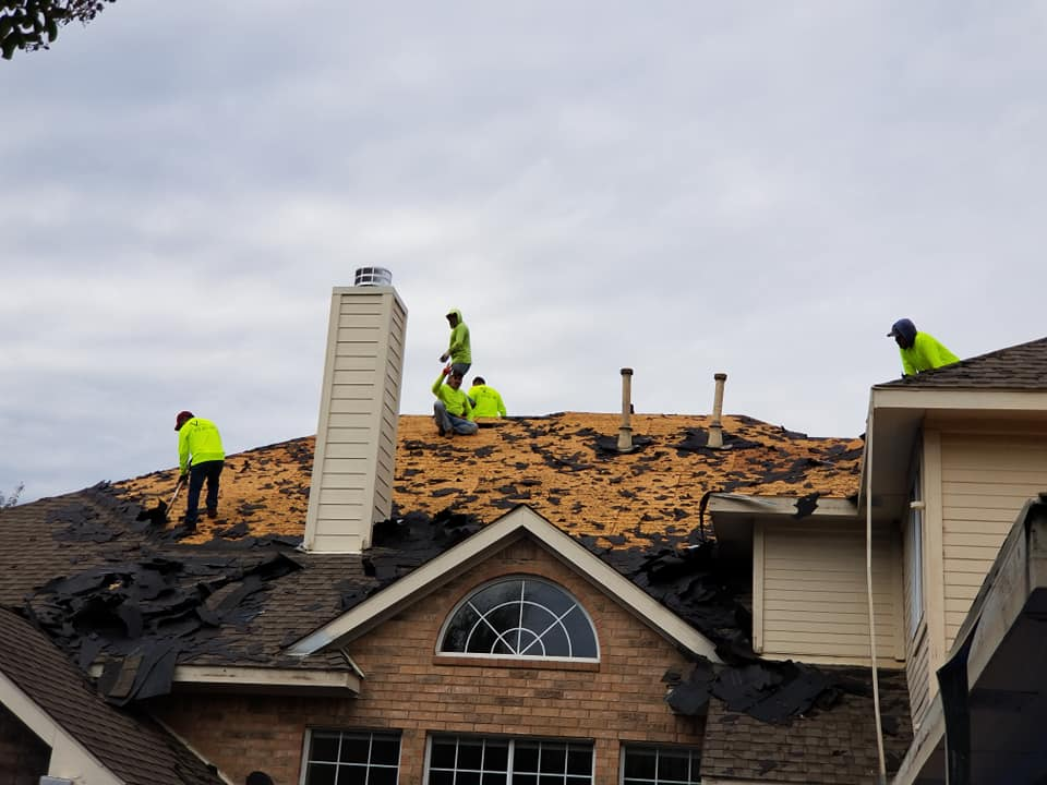 Valley Ridge Construction - roofing contractor  | Photo 5 of 10 | Address: 2960 Long Prairie Rd, Flower Mound, TX 75022, USA | Phone: (972) 355-1400