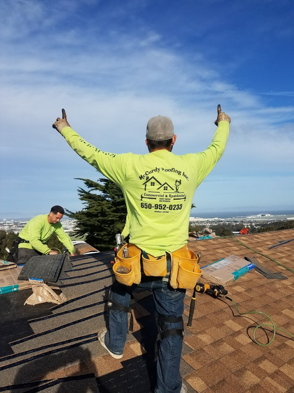 Mike McCurdy Roofing Inc. - roofing contractor  | Photo 1 of 10 | Address: 371 Shaw Rd, South San Francisco, CA 94080, USA | Phone: (650) 952-0233