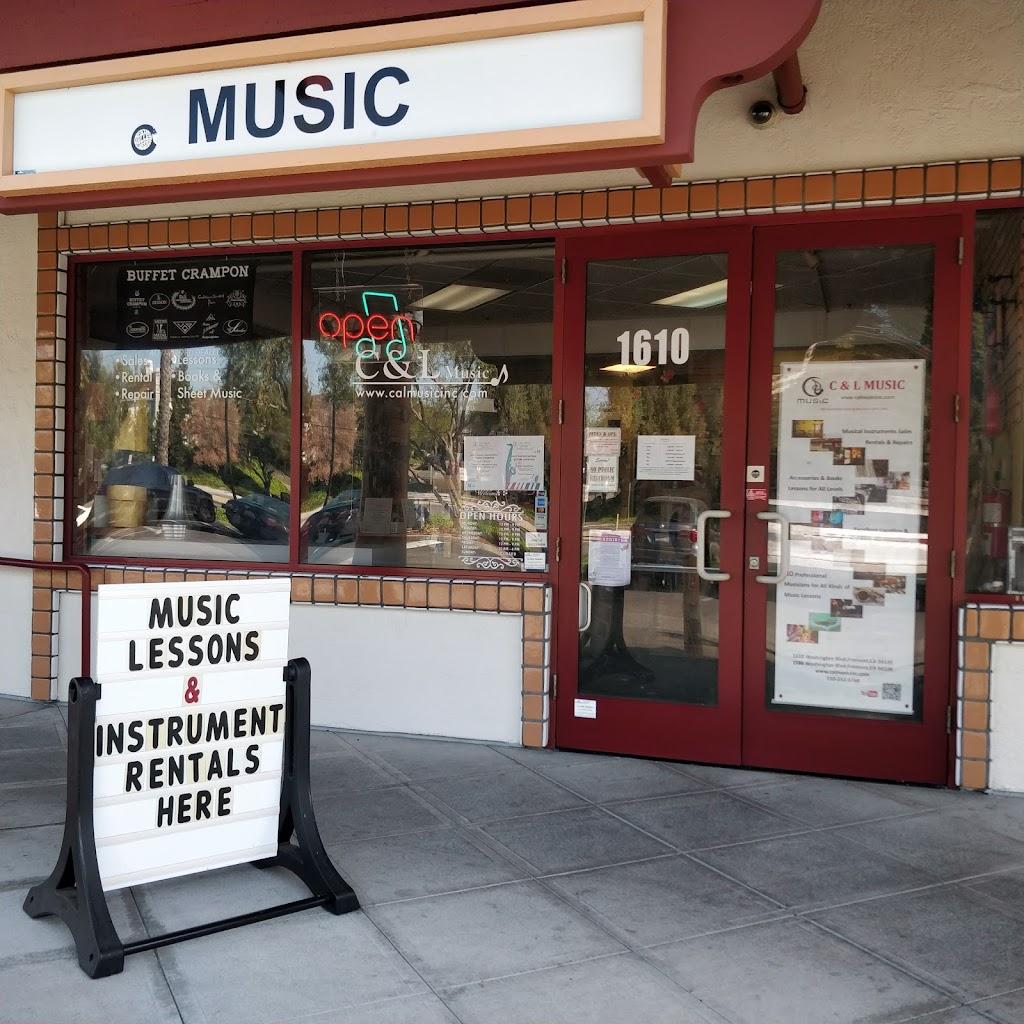 C&L Music Studio -     Photo 1 of 10   Address: 1610 Washington Blvd, Fremont, CA 94539, USA   Phone: (408) 329-8855