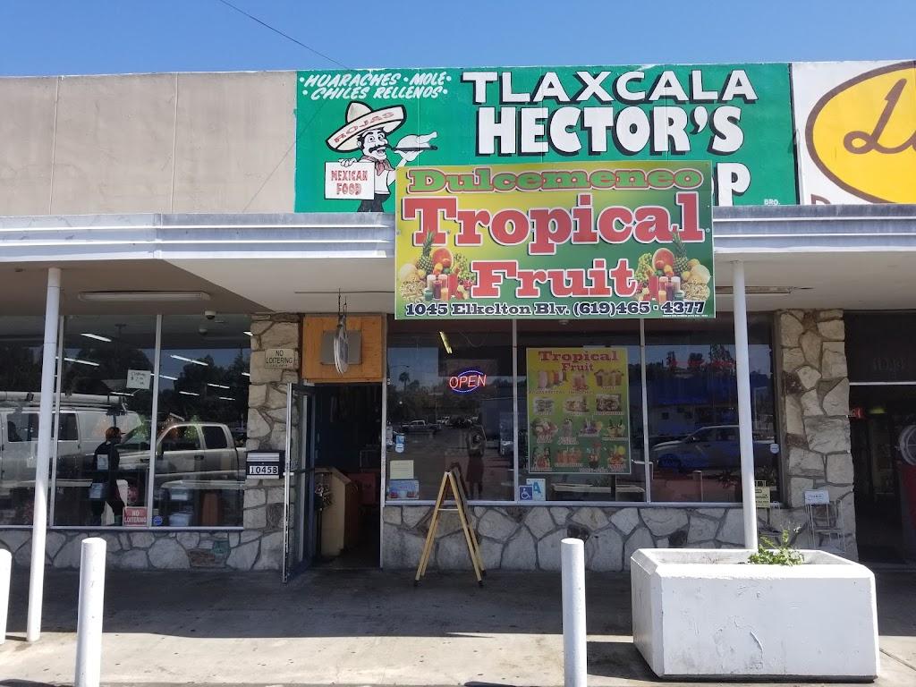 Hectors Taco Shop & Fruteria - restaurant    Photo 1 of 10   Address: 1045 Elkelton Blvd, Spring Valley, CA 91977, USA   Phone: (619) 465-4377