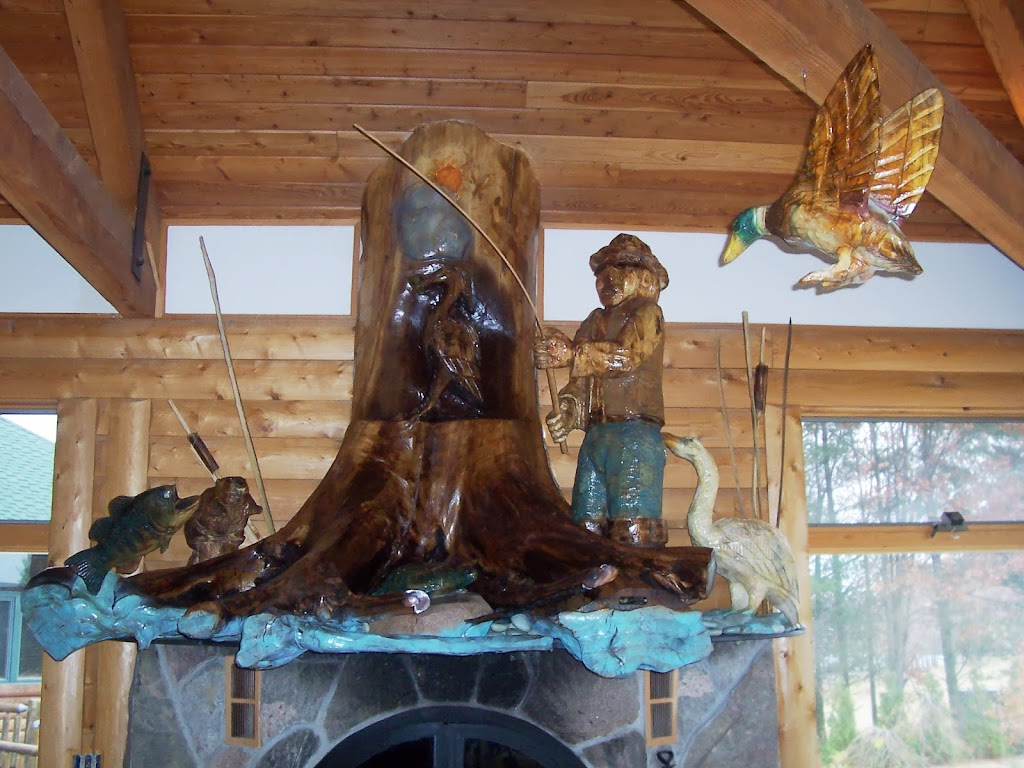 Carvings by Scott - art gallery    Photo 9 of 10   Address: 31570 Sikon St, New Baltimore, MI 48047, USA   Phone: (586) 212-7268