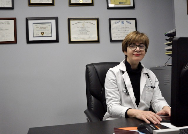 Dr. Anchipolovsky, PA - doctor    Photo 5 of 9   Address: 170 Prospect Ave Suite 1, Hackensack, NJ 07601, USA   Phone: (201) 820-3596