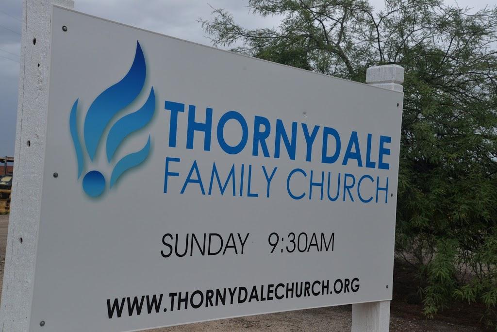 Thornydale Family Church - church  | Photo 2 of 3 | Address: 10501 N Thornydale Rd, Tucson, AZ 85742, USA | Phone: (520) 744-9419