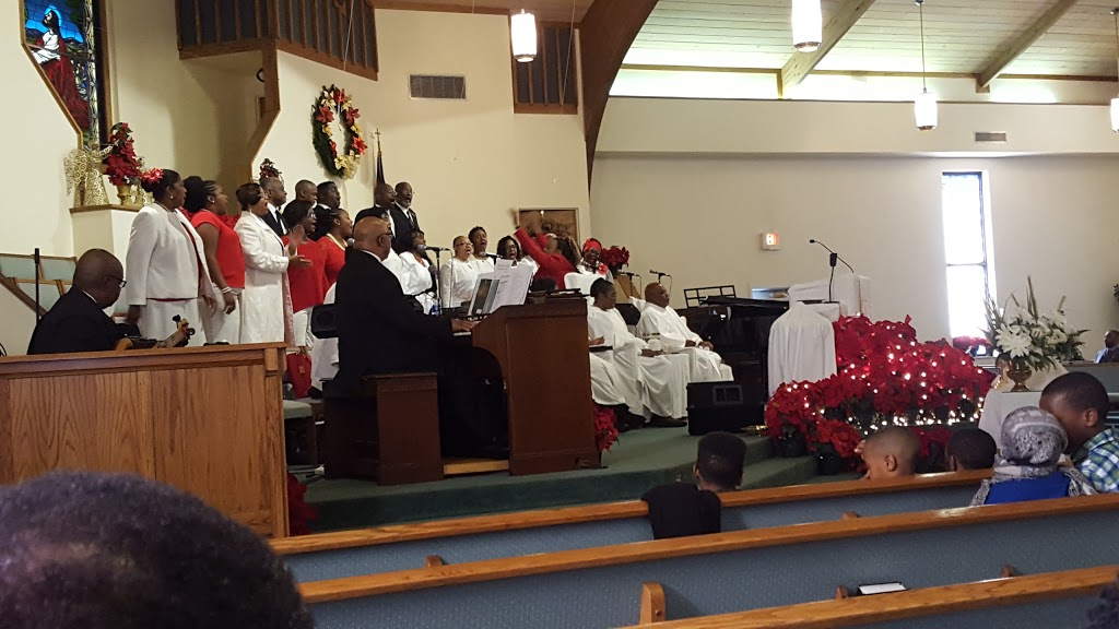 Greater Bethel AME Church - church  | Photo 1 of 5 | Address: 5232 The Plaza, Charlotte, NC 28215, USA | Phone: (980) 949-6576