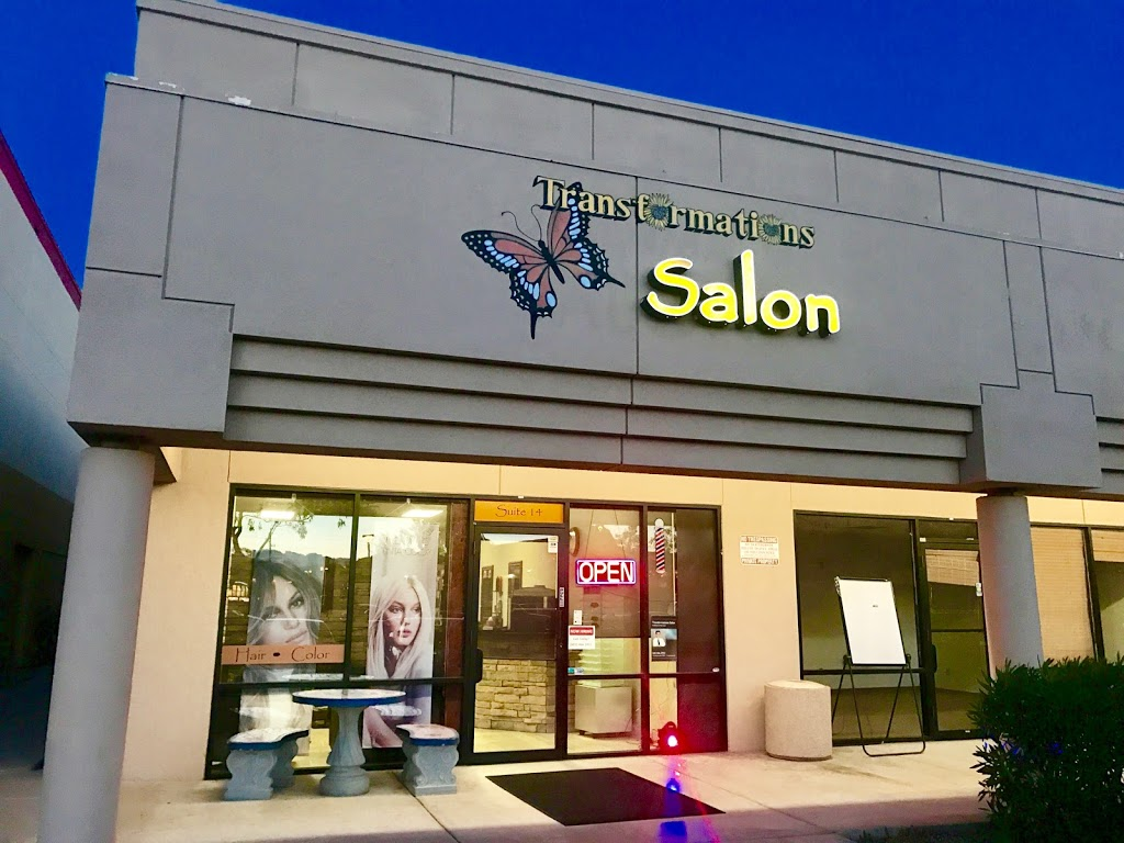 Transformations Salon - hair care  | Photo 1 of 10 | Address: 12235 N Cave Creek Rd Suite #14, Phoenix, AZ 85022, USA | Phone: (602) 466-3951