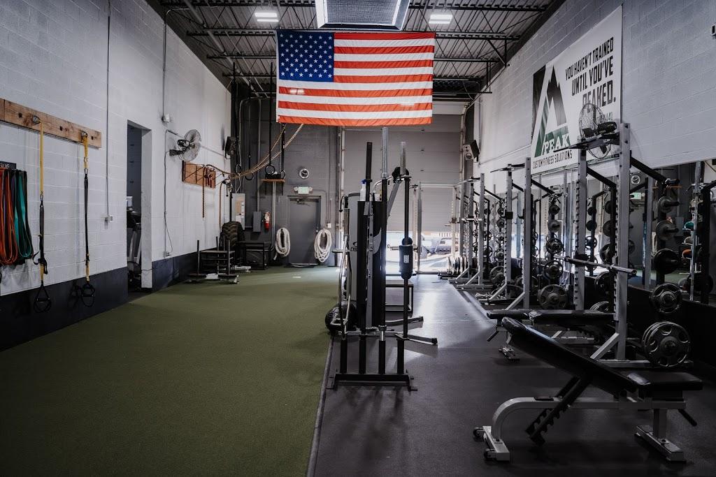 PEAK Custom Fitness Solutions - gym  | Photo 2 of 10 | Address: 2152 Renard Ct, Annapolis, MD 21401, USA | Phone: (410) 224-0441