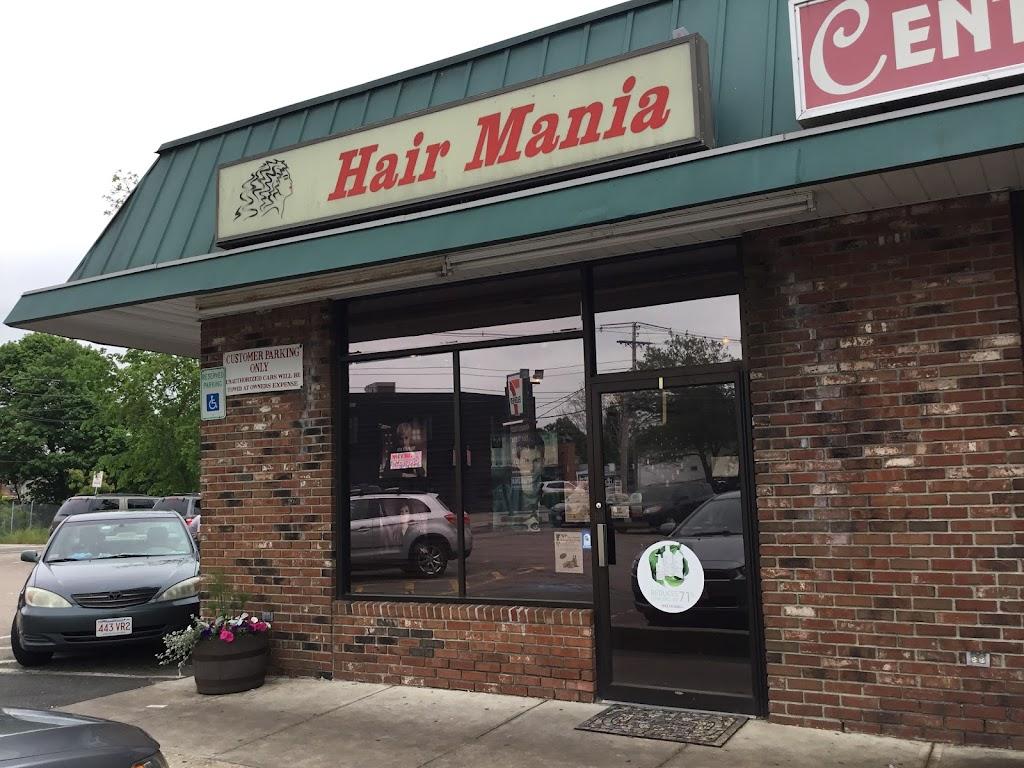 Hair Mania - hair care  | Photo 3 of 3 | Address: 20 W Central St, Franklin, MA 02038, USA | Phone: (508) 520-1485
