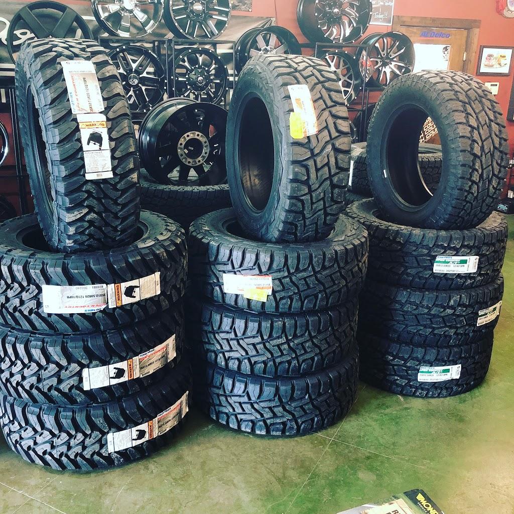 Don Rucker Tire & Auto - car repair  | Photo 6 of 10 | Address: 3619 Ranch Rd 620 N, Austin, TX 78734, USA | Phone: (512) 266-2640