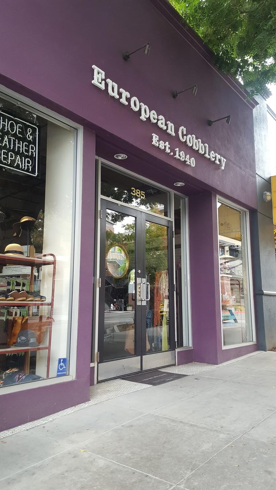 European Cobblery - shoe store  | Photo 2 of 4 | Address: 385 State St, Los Altos, CA 94022, USA | Phone: (650) 941-0143
