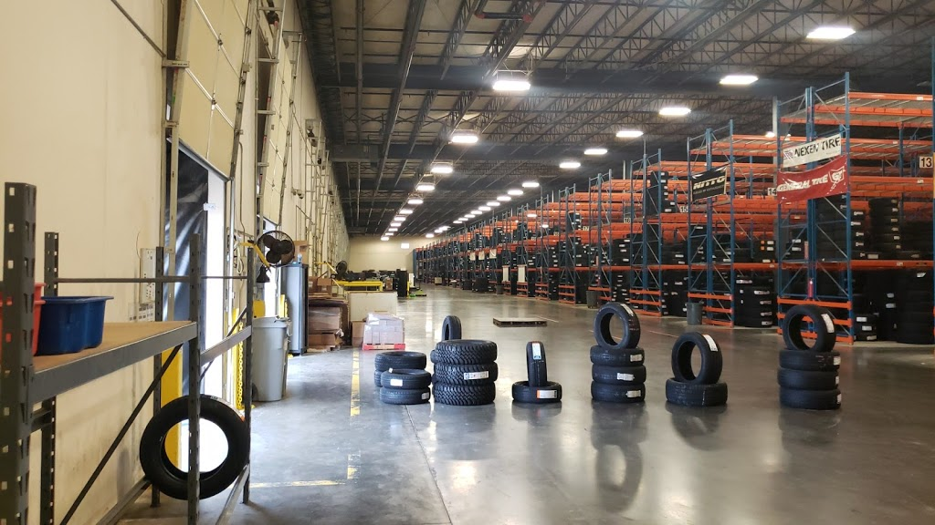 American Tire Distributors - car repair  | Photo 3 of 6 | Address: 4223 N Garnett Rd, Tulsa, OK 74116, USA | Phone: (918) 877-4332