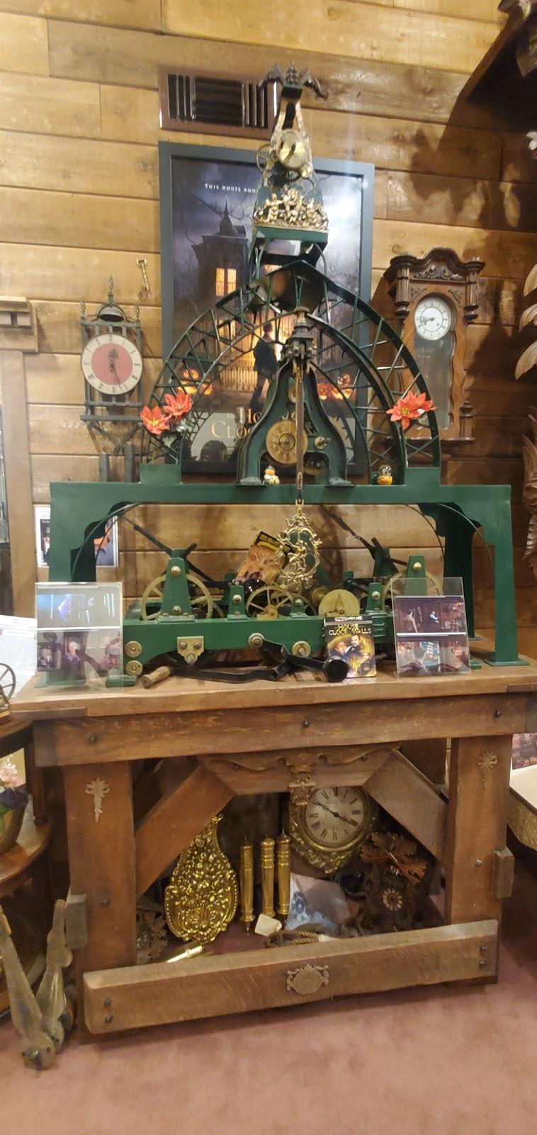 Champs Clock Shop - museum    Photo 4 of 10   Address: 3834 King Dr, Douglasville, GA 30135, USA   Phone: (770) 942-2128