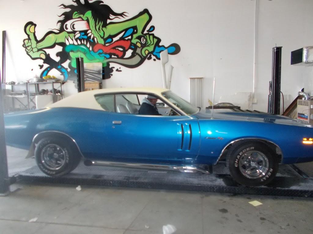 Xotic Customs, LLC - car repair  | Photo 4 of 10 | Address: 1233 Libra Dr #4, Lincoln, NE 68512, USA | Phone: (402) 525-9929