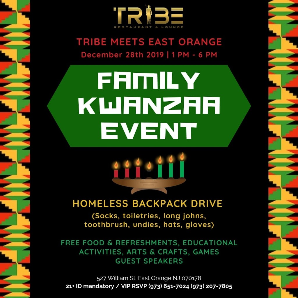 Tribe lounge - night club  | Photo 9 of 10 | Address: 527 William St, East Orange, NJ 07017, USA | Phone: (973) 677-1087