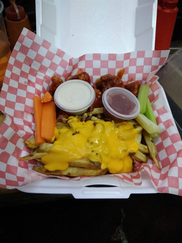 Alitas Y Boneless Los Guapos - meal takeaway  | Photo 3 of 5 | Address: Calle Hacienda el Encanto 9934, Col. Medanos, Cd Juárez, Chih., Mexico | Phone: 656 201 8382