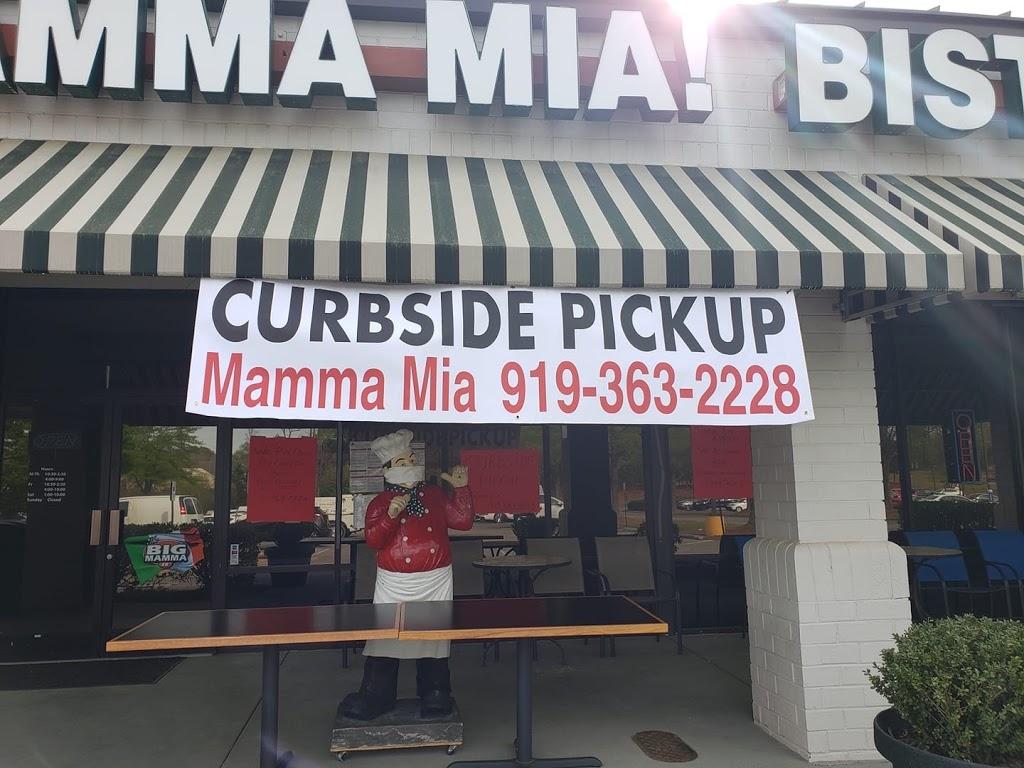 Mamma Mia Italian Bistro - meal takeaway  | Photo 1 of 10 | Address: 708 Laura Duncan Rd, Apex, NC 27502, USA | Phone: (919) 363-2228