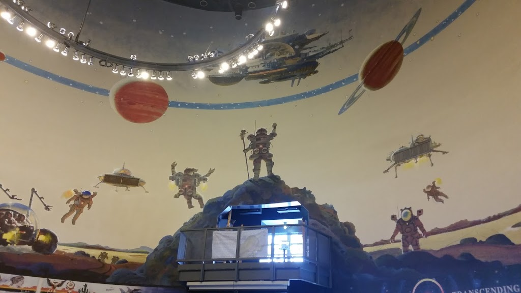 Arizona Challenger Space Center - museum    Photo 5 of 10   Address: 17835 N 44th St, Phoenix, AZ 85032, USA   Phone: (623) 322-2001