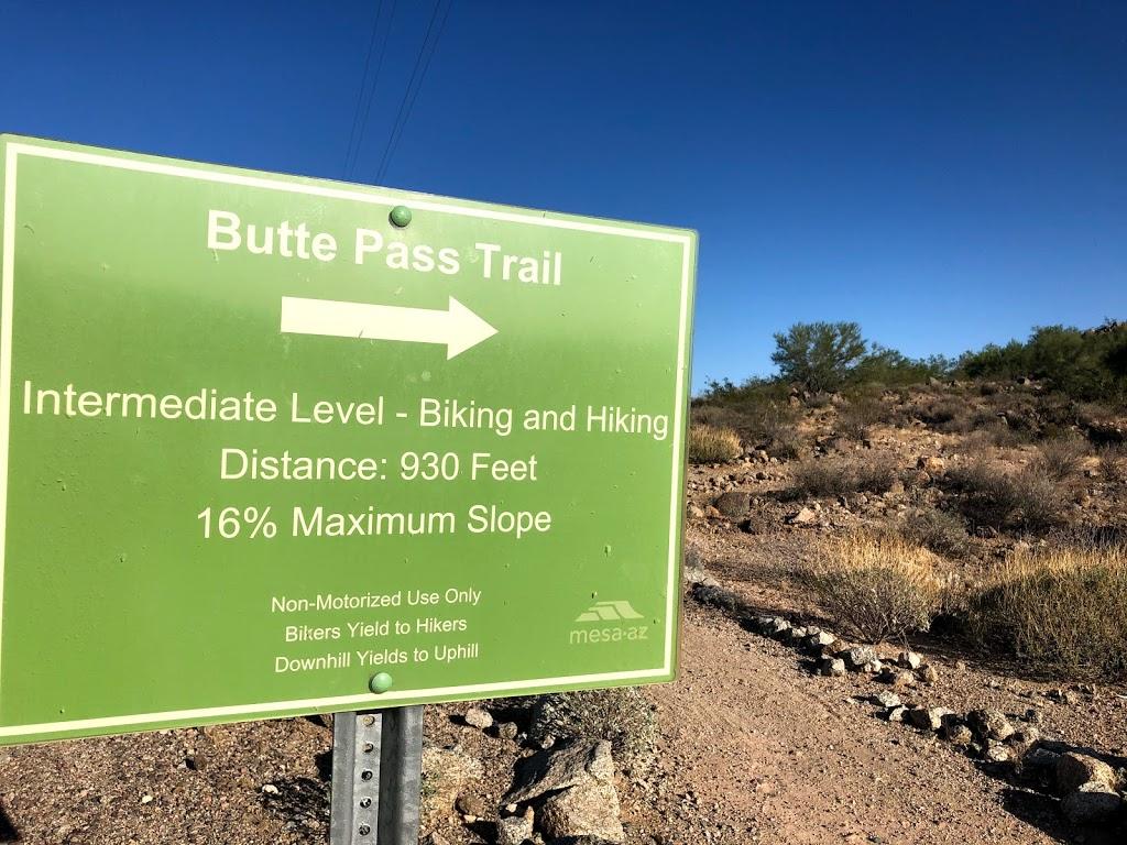 Desert Trails Bike Park - park  | Photo 6 of 10 | Address: 2955 N Recker Rd, Mesa, AZ 85215, USA | Phone: (480) 644-7529