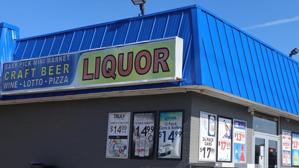 Easy Pick Mini Mart Liquor Store - convenience store    Photo 1 of 10   Address: 22764 West Rd, Brownstown Charter Twp, MI 48183, USA   Phone: (734) 675-1340